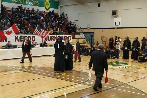 2020 Steveston Kendo Tournament