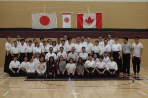 Canadian Naginata Championships